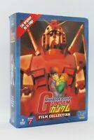 "coffret 3 DVD "" Mobile Suit Gundam "" film collection trilogie 1,2 et 3 origines"