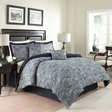 Premium Comforter Set, 100% Polyester, 6 Pieces, Bed in a Bag