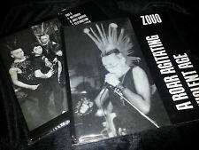 ZOUO A Roar Agitating Violent Age LP evil metallic Japanese hardcore punk gism
