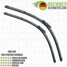 Renault Koleos SUV (2008 to 2011) Front Wiper Blade Kit