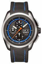 Luminox 5261 XCOR Aerospace Automatic Valjoux Titanium Chrono Leather Band Watch