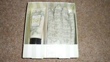BNIP M&S Gardening Gloves & Basil & Lemon Hand Balm Gift Set