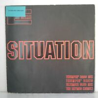"E-Mello ‎– Situation (Vinyl, 12"", Maxi 33 Tours)"