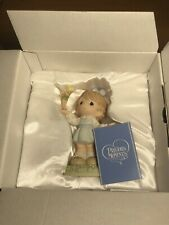 Tinker Bell Make Every Day Magical 2007 Disney Precious Moments Figurine 4004159
