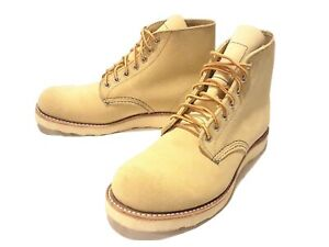Red Wing 8167 Hawthorne Roundtoe 8D MiUSA🇺🇸 1st