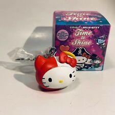Kidrobot Sanrio Hello Kitty Time to Shine Angel/Devil Keychain Mini Vinyl