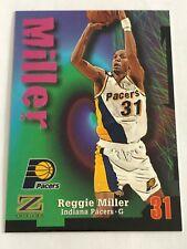 Card Reggie Miller Skybox Z FORCE #31