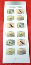 Mayfairstamps Birds Canada MNH Booklet of 12 Booklet wwe5893