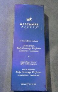 Westmore Beauty Lasting Effects Body 3.5 oz BRONZE/NATURAL/GOLDEN RADIANCE