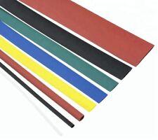 Schrumpfschlauch 2:1 3:1 4:1 - mit / ohne Kleber - verschiedene Farben Meterware
