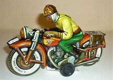 + Blechspielzeug MOTORRAD Patrick Tippco-Replik  Made in Germany