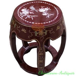 Bakelite Garden Stool Drum Round Stool Guzheng Guqin Zither Stool + Shell #3031