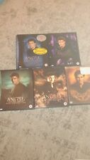 ANGEL - COMPLETE COLLECTION (DVD, 2008, 30-Disc Set) cult buffy vampire slayer