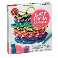 Loop Loom Bracelets by Anne Akers Johnson (Mixed media product, 2014)