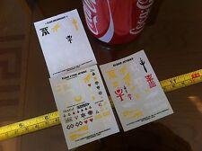 Eldar transferencias Paquete x 3 fuera de imprenta antiguo Warhammer 40k