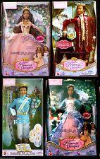 Anneliese Erika Barbie Doll Dominick Ken African American Princess and Pauper AA