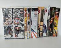 Sam Wilson Captain America Marvel Comics