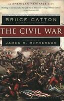 The Civil War (American Heritage Books) by Catton, Bruce