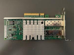 Intel X520-DA2 10Gb 10Gbe 10 Gigabit Network Adapter