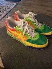 Bape Roadsta FS-034 Low 'Rainbow' size 13 Previous Worn Used