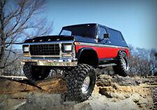 Traxxas #82046-4 1/10 TRX-4 Trail Crawler Ford Bronco Electric