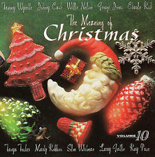 """""""The Meaning of Christmas"""" Country Music-Johnny Cash,Tanya Tucker,Charlie Rich +"""