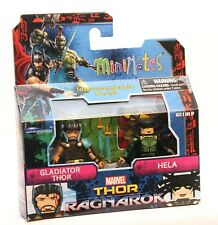 Minimates - Gladiator Thor & Hela - Thor Ragnarok Movie Toys R Us Exc. New DST