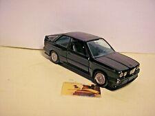 macchinina Gama Made West Germany BMW M3 metallo e plastica scala 1:43