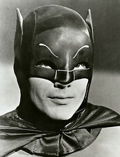 ADAM WEST come BATMAN Photoprint a4 Taglia
