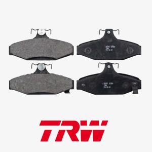 Set Serie Bremsbeläge Hinten Daewoo - Ssangyong TRW GDB3135