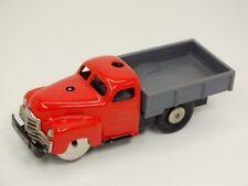 !!! Schuco VARIANTO Lasto Trucks Red 3042 Good Condition!!!