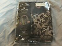 # Duck Dynasty Willie Robertson Adult Mens One size Costume Bandanna Wig Beard