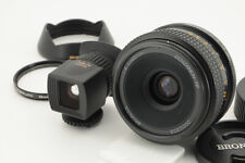 *Excellent* Bronica Zenzaon RF 45mm f/4 for RF645 w/ Finder from Japan #5646