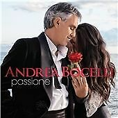 andrea bocelli Passione (2013) brand new and sealed