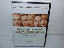 Things You Can Tell Just By Looking At Her (DVD, Canadian, Wide&Fullscreen) NEW