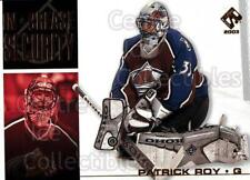 2002-03 Private Stock In Crease Security #5 Patrick Roy