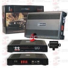 POWERBASS ASA3-1500.1D CAR AUDIO MONO BLOCK 1-CHANNEL AMP AMPLIFIER 1000 RMS