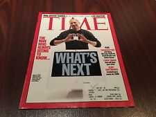 TIME Magazine October 2005 STEVE JOBS What's Next APPLE COMPUTER