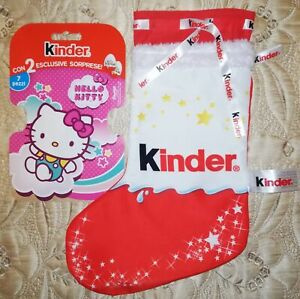 CALZA HELLO KITTY VUOTA KINDER ITALIA EPIFANIA 2021