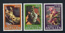 Nederlandse Antillen - 1979 - NVPH 633-35 (Bloemen) - Postfris - F120