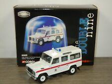 Land Rover 110 Station Thames Valley Police - Corgi CC07702 - 1:43 in Box *43644