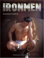 Ironmen Lorenzo Gomez male Nude Book Bruno Gmunder Latino Hercules Mario Apollo