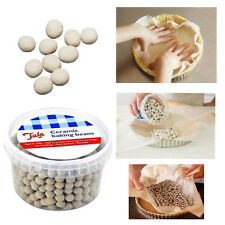 Washable Ceramic Pastry Blind Baking Beans TALA 700g Quality Pie Peas Beads Box