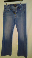 LUCKY BRAND 361 Vintage Straight  Blue Denim Jeans Men's 32 x 32 Vintage 238