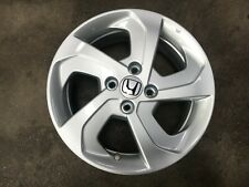 [Free Shipping] Genuine Used 15 inch Honda FIT wheel PCD 4x100 (Set of 4) SILVER