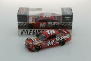 NASCAR 2020 KYLE BUSCH #18 OPERATION GRATITUDE SKITTLES CANDY 1/64 CAR