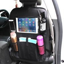 Car Back Seat Organiser Travel Storage Bag iPad Air Mini Holder Tablet Pocket
