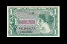 1969 MPC UNITED STATES $1 **SERIES 651** (( GEM UNC ))
