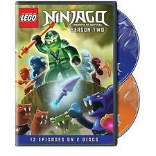 Lego Ninjago Masters of Spinjitzu Season 2 2013 DVD