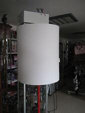 Blanc Coton Abat-jour 38,5x50 cm Lampadaire Plafonnier Ligne Roset lumess